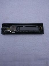 jvc car stereo CD player KD-R530 face plate only Not tested has minor scratches