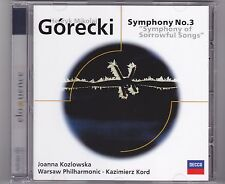 Henryk Mikolaj Gorecki - Symphony No. 3 (A Great Contemporary Classical CD)