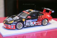 PORSCHE GT3R N°73 Team Taisan Advan  24H du MANS 2000 1:43 PHM EXCLUSIV No Spark