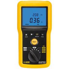 Aemc 6522 215551 Digitalanalog Handheld Megohmmeter 1000v Max