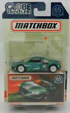 MATCHBOX GLOBE TRAVELERS = AUDI R8 Sports Car *NIP*