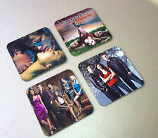 The Vampire Diaries Great New Drinks COASTER Set