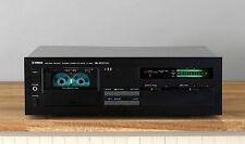 Yamaha K-960 High-End Tapedeck / Kassettendeck in schwarz