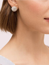 Kate Spade Brilliant Clear One Size Earrings WBRUH709922