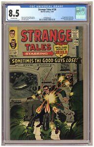 Strange Tales 138 (CGC 8.5) 1st app. Eternity; Dormammu; Ditko; Kirby; 1965 A693