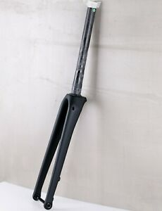 """Cube Axial WS C:62 Road Bike-Disc Brake Carbon Fork-1 1/2"""" Tapered-403g"""