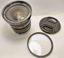 Minolta MD Zoom 24-50mm f/4 f 4 Manual Lens