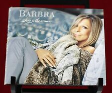 """Barbra """"Love is the Answer"""" on Columbia Records CD"""
