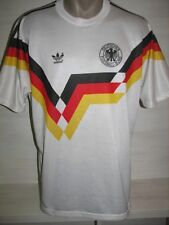 WEST GERMANY 1988-90 HOME SHIRT ADIDAS JERSEY SIZE L