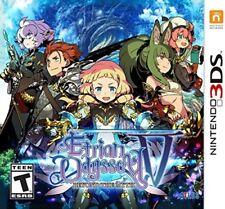 Etrian Odyssey V: Beyond the Myth for Nintedo 3DS [New 3DS]