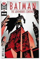 Batman The Adventure Continues #1 | 2nd Printing Variant (DC, 2020) NM