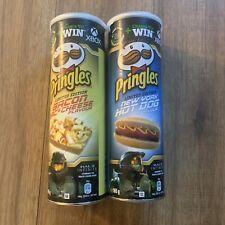 Pringles New York Hot Dog + Bacon, Mac & Cheese 165g Limited Edition