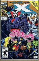 X-Factor 1986 series # 78 near mint comic book