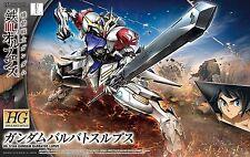 BANDAI HG Gundam Iron-Blooded Orphans 1/144 Gundam Barbatos Lupus scale kit JP