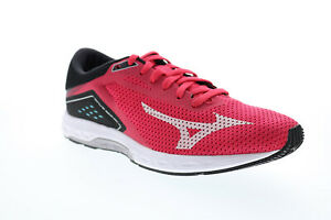 Mizuno Wave Sonic Race PYVR739B081 Womens Pink Low Top Athletic Running Shoes 8