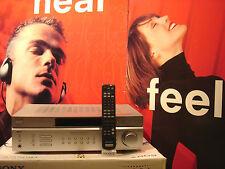 SONY STR-DE197 Stereo-Hifi Receiver mit Fernbed.+Bed.anltg.