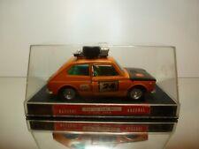 NACORAL 3555 FIAT 127 SPORT RALLY - #24 - ORANGE 1:25 - GOOD IN BOX