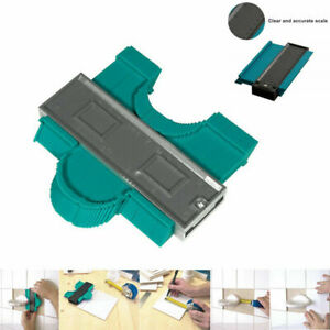 Contour Profile Gauge Shape Duplicator Guage Laminate Tiles Tiling Template Tool