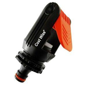 Indoor - Outdoor, KITCHEN Mixer TAP To Garden Hose Pipe Connector Water Adapter