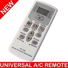 Universal De Aire Acondicionador De Aire Acondicionado Control Remoto 4000 Códigos Marcas kt-e02
