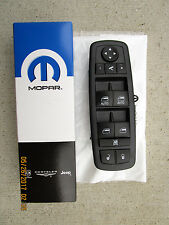 11 - 12 DODGE JOURNEY SE SXT LUXURY FRONT DRIVER MASTER POWER WINDOW SWITCH NEW