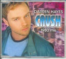 DARREN HAYES Crush 1980 Me RARE AUS 5trk CD Single SAVAGE GARDEN