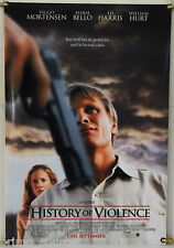 A HISTORY OF VIOLENCE DS ROLLED ADV ORIG 1SH MOVIE POSTER VIGGO MORTENSEN (2005)