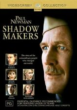 Shadow Makers (DVD, 2004) Paul Newman.