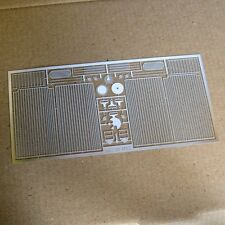 Photoetch transkit for tamiya renault re 20 turbo dans scale 1/12