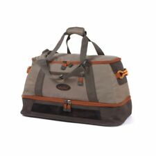 New Fishpond Flat Tops Wader Duffel Fishing Bag Gravel Color Free Us Shipping