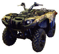 Yamaha Grizzly 700 2007-15 ATV fender flares, mud guards, over fenders