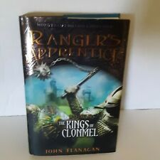 The King Of Clonmel Book 8 Rangers Apprentice Hardcover  Free Shipping