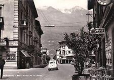 # MORBEGNO: PIAZZA CADUTI PER LA LIBERTA'  - 1965