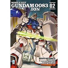 MOBILE SUIT GUNDAM 0083 - REBELLION 2 - MANGA STAR COMICS - NUOVO