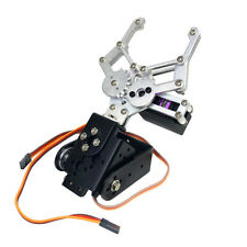 Alloy 2 Dof Robot Arm Mechanical Manipulator Kits For Science Toy