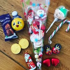 Christmas Eve Sweets Cones Chocolate Filled Cones Kids Gifts Present Birthday