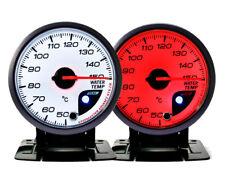 Medidor de Temperatura Temperatura De Agua Universal 60 mm blanco/rojo marcado con pico