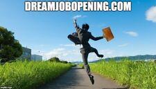 DreamJobOpening.com . . . Domain Name For Sale . . . Dream Job Opening