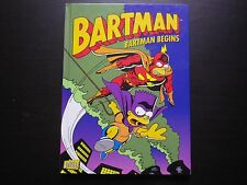 BARTMAN BEGINS : Album BD (The Simpsons JUNGLE ! 2011)