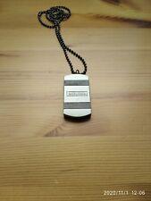 """J. P. Gaultier Parfum Solide Collier pendentif """"Le Male"""""""