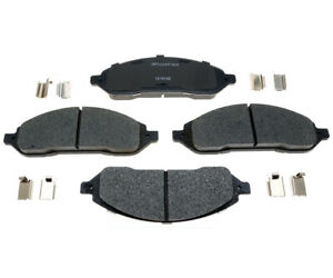 Disc Brake Pad Set-R-Line; Ceramic Front Raybestos MGD1022CH