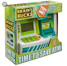 Brainy Bucks Time To Save ATM