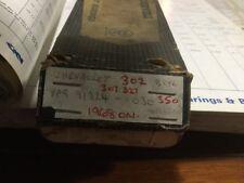 """Chevrolet -.030"""" U/size Bigend Bearings 302/307/327/350 1968 on."""