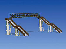 FALLER Footbridge Model Kit (4 Track/95mm Clearance) III HO Gauge 120179