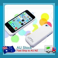 New 4200mAh iPhone 5 5S 5c   External Power Bank  Backup Battery Charger Case