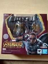 Bandai s.h. figuarts Falcon Avengers: Infinity War action figure