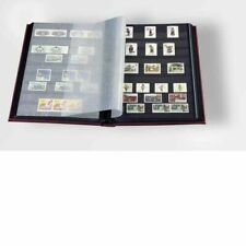 Leuchtturm 309224 Stockbook Basic DIN A4 32 Pages Black Cover No Quilting