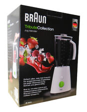 Braun JB 3010 TributeCollection Standmixer weiß NEU & OVP