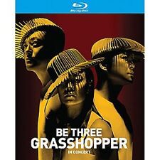 GRASSHOPPER 草蜢 - BE THERE IN CONCERT 2014 (BLU-RAY) ALL REGION