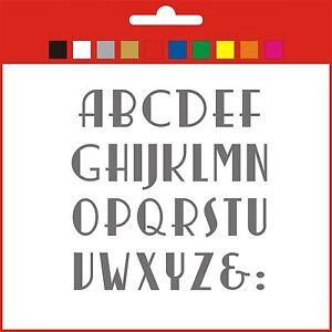 Big Sticky Letters Full Alphabet Set 50/60/70 mm signs banner shop window Deco